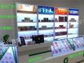 华为手机柜台新款三星苹果小米手机展示柜业务受理台定做河池供应
