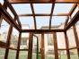 洛阳定制断桥铝门窗封阳台,露台阳光房设计报价