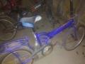 折叠式自行车