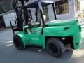 二手7吨叉车价格低价处理闲置全新7吨柴油叉车