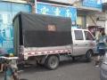 货车 面包车载货