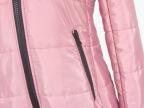 2014新款冬装韩版中长款棉衣女胖mm大码加厚羽绒棉修身棉袄