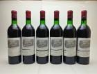 佛山回收82年拉菲酒瓶/拉菲酒瓶回收价格