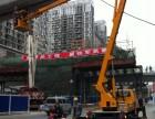 成都桥梁检测车出租 16米高空路灯车出租 登高车云梯车出租