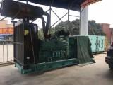 广州白云专业发电机出租365天随时应急供电