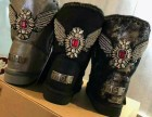 厂家直销雪地靴保暖短筒加厚女靴