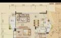 金城江澳门城 3室2厅2卫 110平米
