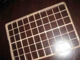 供应触摸屏玻璃盖板高温塑料丝印托盘