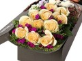 中国鲜花速递网 鲜花速递网站 - 花多彩花卉
