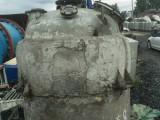 低价转让二手2吨电加热不锈钢反应釜
