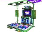 乐山激情双人跳舞机出租/模拟赛道赛车出租-大型积木玩具出租