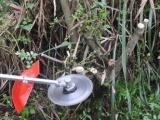 农田专用除草机 汽油侧挂式割草机 园林背负式旋耕机