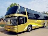 西安到杭州的长途大巴车