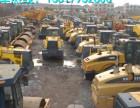 中山二手压路机买卖市场 旧30吨胶轮价格