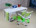 设计全新时尚屏风隔断 定做工位桌 话吧桌 前台桌