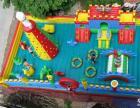 山东临沂迪士尼充气城堡主题乐园