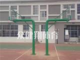 【推荐】南宁高性价比的地埋式篮球架|南宁地埋式篮球架
