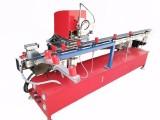 唐山成林数控机械设备厂中空玻璃打胶机在厂家实拍