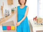 2014夏季新品 孕妇无袖背心连衣裙 夏季孕妇哺乳装