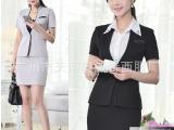 2015夏季新款 女士正装套装OL通勤职业套装 女装时尚短袖女式
