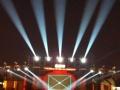南宁标摊展位搭建 桁架舞台搭建 LED屏 投影音响
