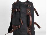 厂家批发背包双肩包旅行包双肩包帆布 韩版圆桶包 双肩包 手提包