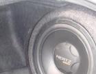 珠海非常城市-丰田皇冠汽车音响改装意大利赫兹喇叭