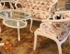 厂家直销美容院沙发茶几组合接待洽谈椅子套装