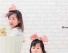 淄博古灵精怪儿童摄影新生儿满月百天孕照