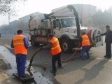 太原市阳曲,大型市政管道清淤,CCTV机器人检测