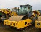 庆阳出售二手22吨压路机个人-出售转让
