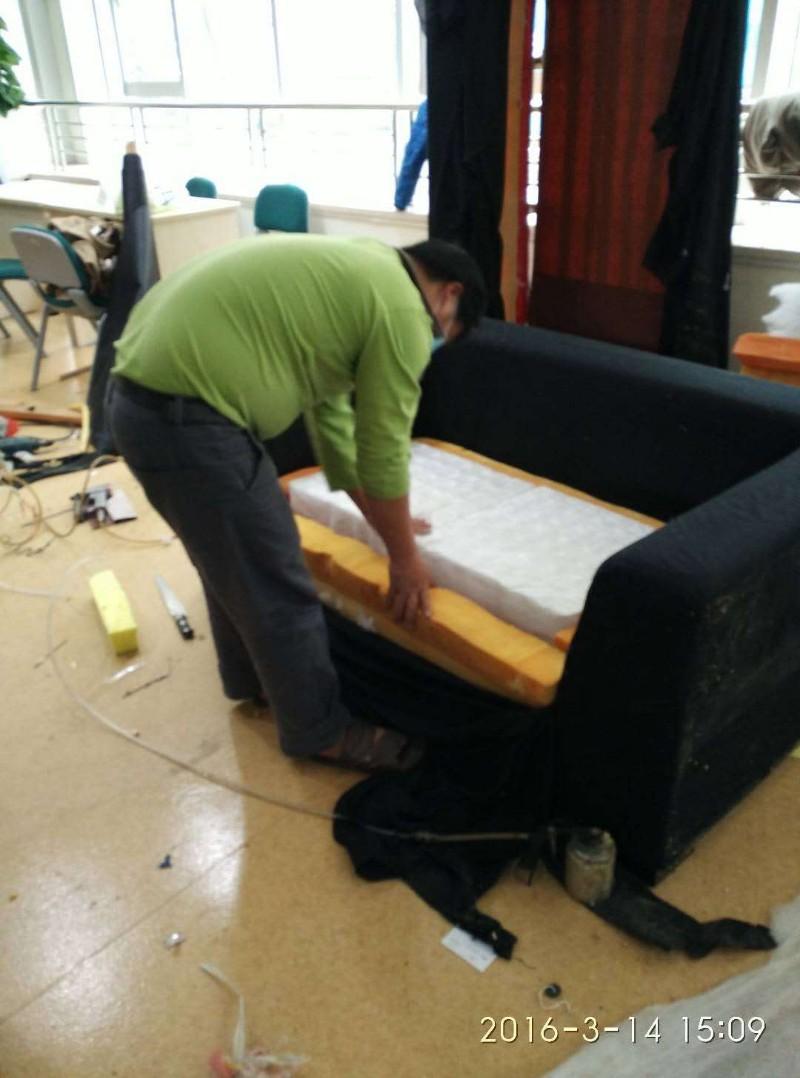 宝安区维修沙发餐椅换皮翻新