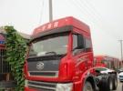 二手货车解放新大威双驱半挂车头二手解放340马力货车5年18万公里8万