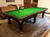 台球桌北京出售 各款式台球桌维修 台球案子用品实体店参观