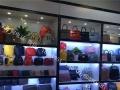 三星手机柜台铁质华为苹果乐视喷砂玻璃柜台体验台受理台订做