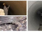 杭州管道修复公司专业内村点补修复一个洞多少钱
