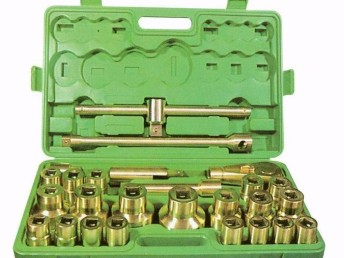 新日厂家供应防爆套筒扳手,重型套筒定做,敲击开口扳手