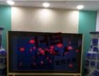 西湖国际广场 260平 精装修 5个办公室 业务区