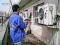 广州市增城壁挂机空调清洗/中央空调消毒保养 风管机清洗
