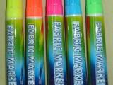涂布笔 布料笔 彩绘笔 T恤笔 涂鸦笔