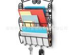 加工定制 钥匙挂架 信封收纳架 墙面挂架 墙面宣传册展示架 挂架