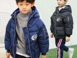 2018冬款儿童棉衣保暖童羽绒服童装批发儿童外套26元