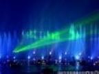8W大功率单绿激光灯/户外亮化工程/户外广告动画激光灯 LA-8000G