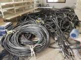 杭州上門回收廢舊電線工程廢料,電線電纜廢舊物資回收