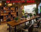 厂家直销loft铁艺复古餐桌椅阳台户外做旧方桌椅酒吧休闲桌椅