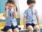 青岛黄岛童装定做校服园服表演服订做国梦童装
