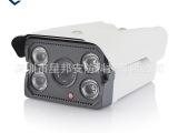 监控摄像机 4灯 阵列红外 高清夜视 索尼700线 CCD摄像头