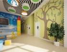 渝中区高端幼儿园装修公司 特色早教中心设计装修 重庆爱港装饰