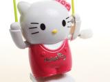 发条自动跳绳猫 kitty猫 上链猫 凯蒂KT猫 儿童宝宝奇趣玩