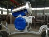 河南制雪设备厂家供水电方便的滑雪场设备造雪机